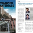 《Advanced Materials》出版专刊报道NANO-CIC与FUNSOM科研成果